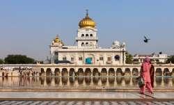 bangla sahib, gurudwara, covid norms violation
