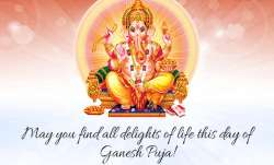 Happy Ganesh Chaturthi 2021: Best Wishes, Quotes, HD Images of Lord Ganesha to share on Facebook, Wh