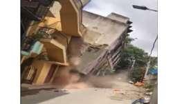 building collapse, bengaluru, karnataka,