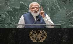 PM Modi takes a swipe at Pakistan at UNGA: 'Those using