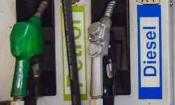 Diesel price hiked again, petrol unchanged