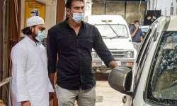 Arrested terrorist Osama's uncle surrenders in Prayagraj,