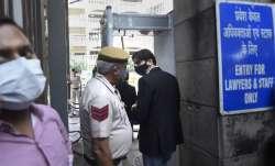 delhi rohini court shootout