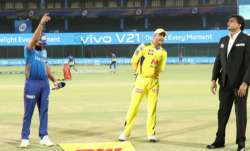 IPL 2021 CSK vs MI Toss Today: Chennai Super Kings and Mumbai Indians Toss and Match Results