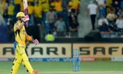 Catch all the live IPL updates as Chennai Super Kings take on Kolkata Knight Riders in the IPL Final