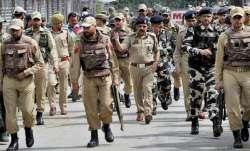 J&K DGP reviews security scenario in Kashmir