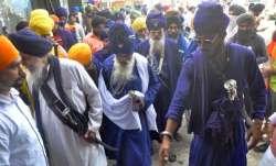 Unlikely to leave Singhu protest site, says Nihang members