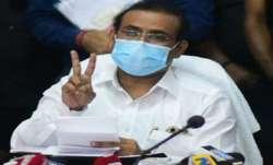 Maharashtra Health Minister