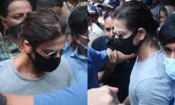 Shah Rukh Khan at Arthur Road Jail