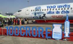 SpiceJet Airlines cover the outer part of their entire
