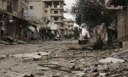 Roadside bombs, military bus, Syria capital, killings in blast, latest international news updates, c