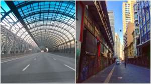 Busy streets no more: World wears a deserted look amid coronavirus pandemic (In Pics)