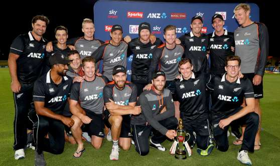 3rd ODI: New Zealand beat India by 5 wickets to complete 3-0 clean sweep