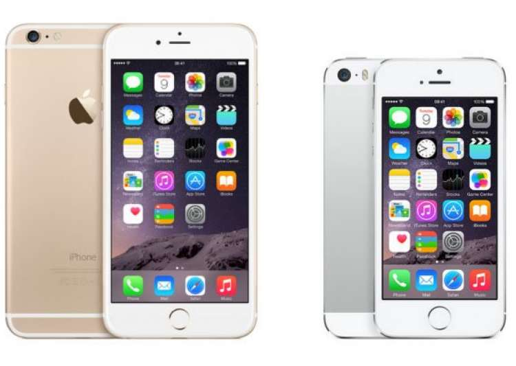 iphone 6 v s iphone 5s iphone 5s vs iphone 6 a comparison 19339