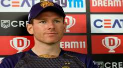 KKR skipper Eoin Morgan