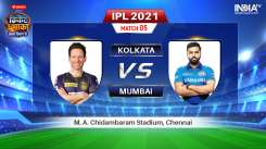 IPL Live Match, Knight Riders vs Mumbai, Live Streaming, When Where How to Watch telecast online on