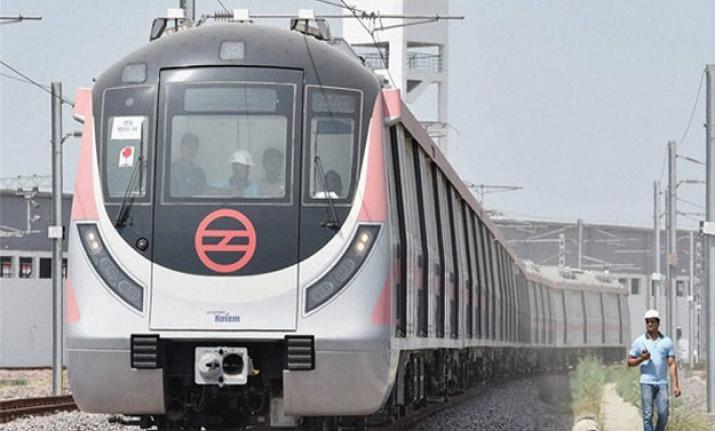 Trilokpuri - Shiv Vihar section of Delhi Metro's Pink Line to open on Oct 31