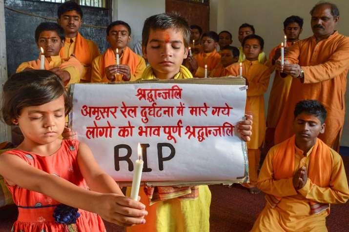 Pak PM, Sri Lankan president express grief over Amritsar train tragedy