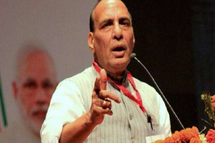 Economic offenders will be brought back to country: Rajnath Singh