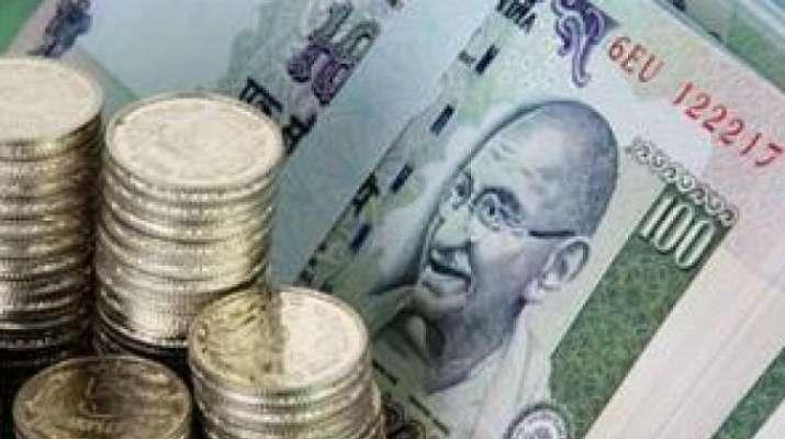 Rupee against US dollar