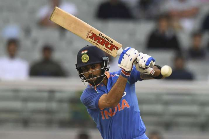 Virat Kohli overtakes Brian Lara to break into top 10 of leading ODI run-scorers