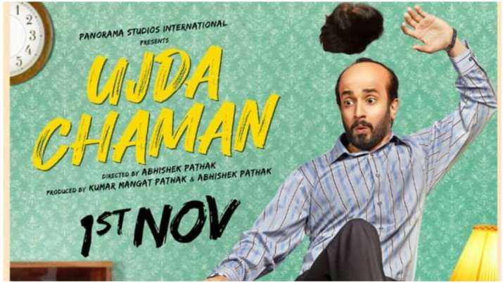 Ujda Chaman: Release date of Sunny Singh's 'bald comedy' gets preponed